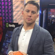 "Channing Tatum wants you to see ""22 Jumpstreet!"""