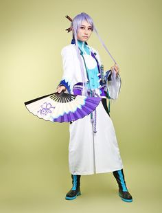 Vocaloid Kamui Gackpoid Cosplay Costume #cosplay #costume #vocaloid