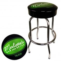 Merlotte's Bar and Grill bar stool made in the USA and only $89.99 each.