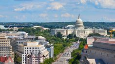 The nation's capital is better known for museums than parks. But the driven young professional who live here have more natural space per person at their disposal than any other city this size.