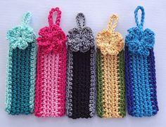 FREE PATTERN: Crochet Keychain Fob