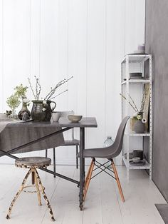 interior, chair, eam, kitchen tables, workspac grey