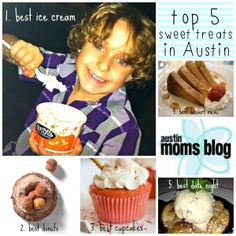 Top 5 Sweet Treats i