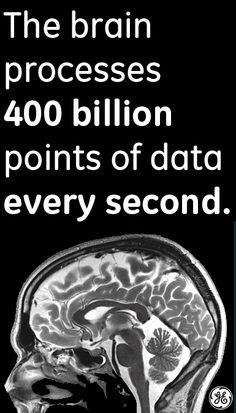 The human brain is a marvel.