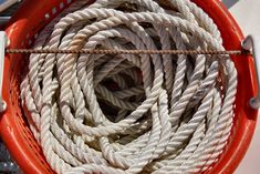 How to Make Lariat Rope Baskets