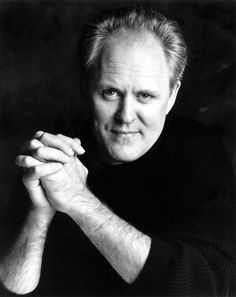 John Lithgow, American character actor, musician, and author.
