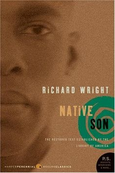 Native Son by Richard Wright (July)