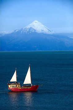 Puerto Mont, Chile
