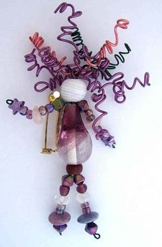 creative beading and wire jewelry - Bing Images