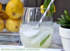 Sparkling Summer Drink