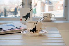 Randi Antonsen - Art - Illustration - Design: I just love my my cups! Randi Antonsen design hand...