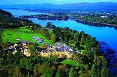 Sheen Falls Lodge, Kenmare, Ireland