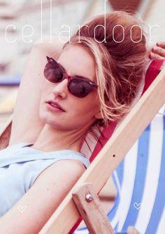Cellardoor magazine august/2012 #women #fashion #music #film #art #quarterly #free