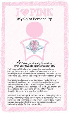 TheLandofColor.com | My Favorite Color is Pink Meaning - TheLandofColor.com