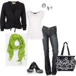 Cool and casual