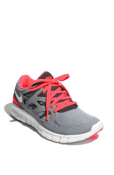 it's true, cool shoes make you want to workout.