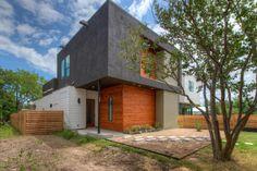 Sett Studio's Modern Live Oak Residences Comes Standard With Green Design in Austin