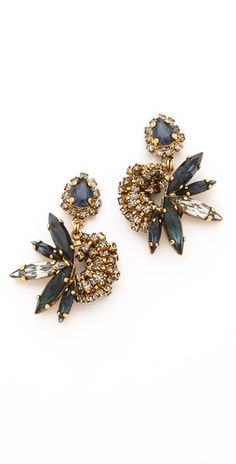 Erickson Beamon Envy Earrings