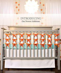 Ventilated Slat Bumper: A Breathable, Alternative Crib Bumper