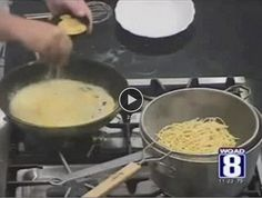 Chef Brad Scott shows us how to make Chicken Fettucini Alfredo. Looks tasty!