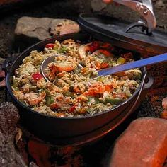 Prize winning Dutch oven recipes