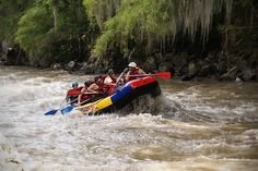 Outdoor Adventures in San Gil (Colombia).