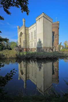 Poland, Kornik Castle by Mariusz Cieszewski, via Flickr