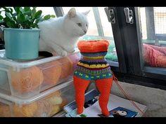 How to Crochet * Amigurumi Nana – tribute to Niki de Saint Phalle * 5 Videos