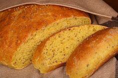 NAMI-NAMI: a food blog: Mustard bread for mustard lovers