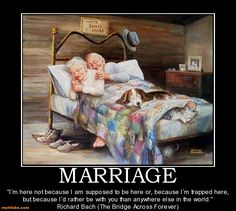 life, thought, marriage, quot