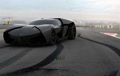 Lamborghini Ankonian Concept Car