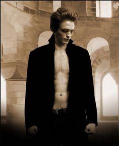 Rob Pattinson as Edward/Twilight