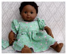 Bitty Baby American Girl Doll Cotton Knit by BonJeanCreations, $23.49