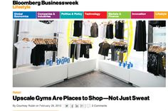 A feather in our cap and a little about our growing little brandLithe Wear: Studio + Street.  www.businessweek....