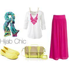 Hijab Outfits on Pinterest | 23 Photos on hijab chic hijab styles anu2026