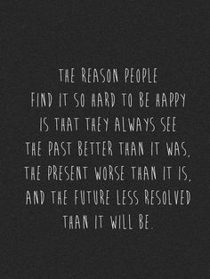 So think again! #life