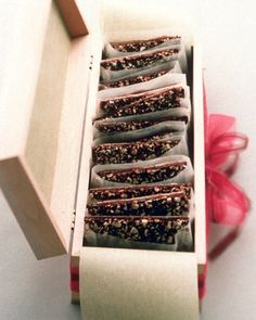 holiday, chocolates, homemade food gifts, gift ideas, homemade foods, pecan, hostess gifts, health foods, christmas gifts