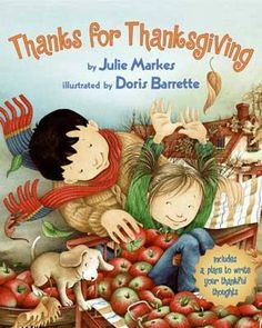 Thanksgiving Book List