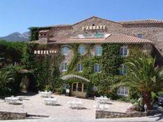 Hostellerie De L'Abbaye, Calvi, France