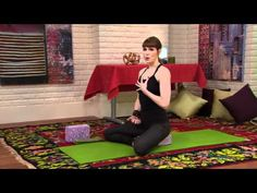 Yoga for Beginners Flow: 10 Minute Workout from #RockYourYoga on Veria Living featuring Sadie Nardini