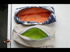DIY Makeup Bags | Cute Makeup Bag Sewing TutorialAn easy step-by-step sewing tutorial to learn how to sew DIY makeup bags. Easy to follow sewing tutorial teaches you how to make customized homemade makeup bags.   Step-by-step written instructions and tutorial: http://diyready.com/how-to-sew-cute-makeup-bags-sewing-patterns/  Video link: http://youtu.be/1qPfsDRybh4 http://diyready.com