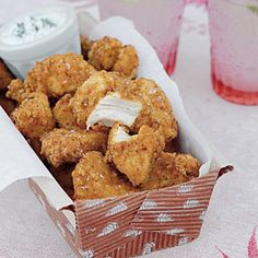 Fried Chicken Bites | If your house is game-day headquarters, you need these zesty bites