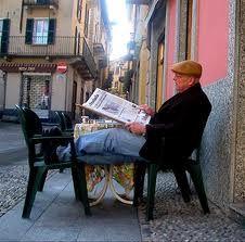 Italian café culture