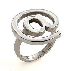 Geek ring