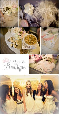 Yummy Treats at our Couture Spring Fling! by Couture Events
