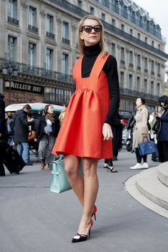 The Jimmy Choo LEKKER pump spotted at PFW
