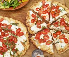5/5 Healthy Grilled Pizza