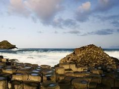 One of Northern Ireland's best-known attractions, the Giant's Causeway is a remarkable natural rock formation.