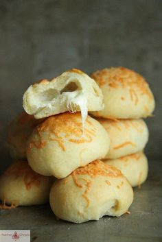 Cheese Buns by @Heather Creswell Christo