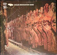 Edgar Broughton Band, The - The Edgar Broughton Band